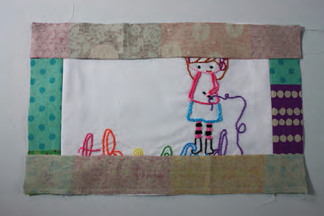 Embroidery To Go Pellon Projects The Blog