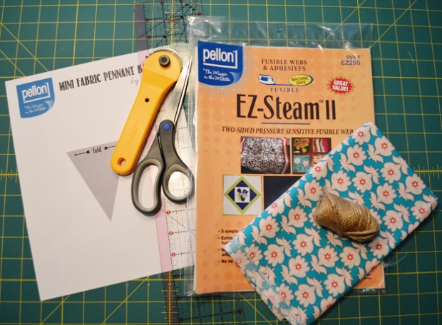 pennant-materials