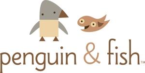 LOGO_penguinandfish_TM_characterandTextonly_6inchTall_72dpi