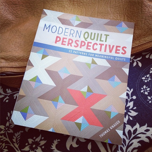 Modern Quilt Perspectives by Thomas Knauer