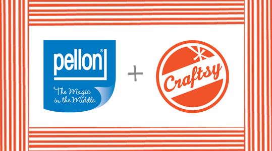 pellon+craftsy