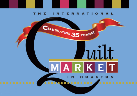 Houston Quilt Market 2014
