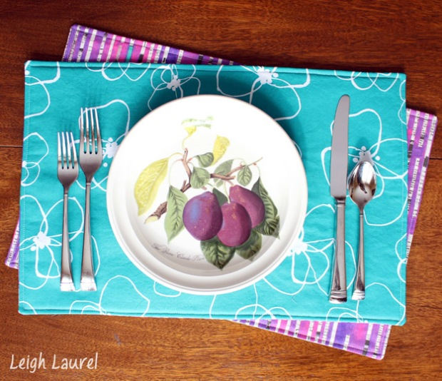 reversible placemats 3 - tutorial by karin jordanLO