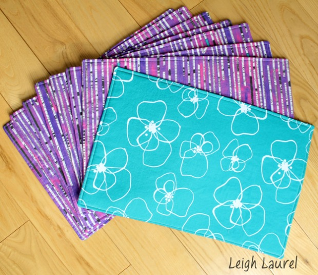 reversible placemats 4 - tutorial by karin jordanLO