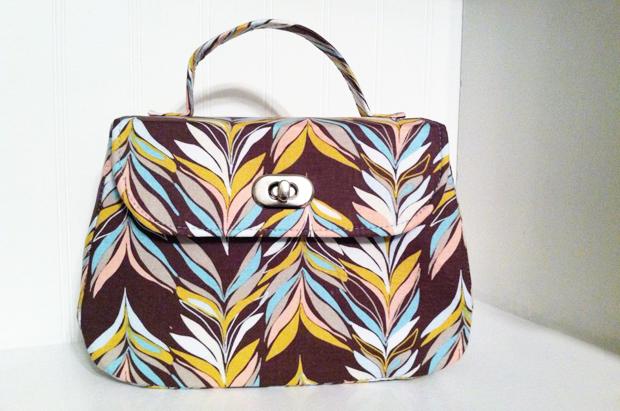 mabel vintage handbag pellon projects the blog. Black Bedroom Furniture Sets. Home Design Ideas