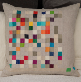 Pixel Pillow - Kati Spencer