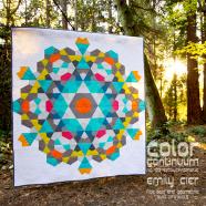 Color Continuum — no. 3 emiliychromatic by Carolina Patchworks