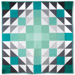 Ombre Vibes Quilt by Amy Friend for Sizzix