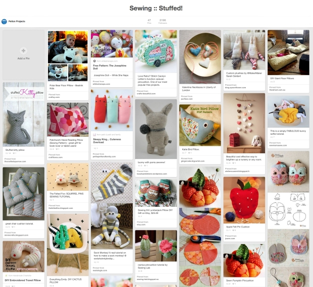 Pinterest-Stuffed