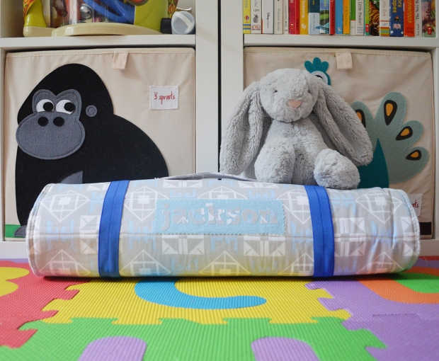 The Jackson Nap Mat - by Pellon Projects
